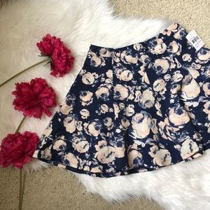 Floral Lush Skirt